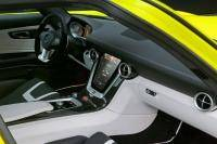 Stroomstoot: Mercedes-Benz SLS AMG E-Cell