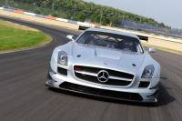 Mercedes SLS AMG GT3 is raceklaar