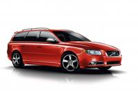 Volvo presenteert de V70 R-Edition