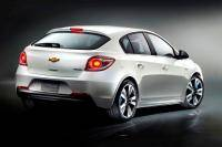 Chevrolet presenteert Cruze hatchback