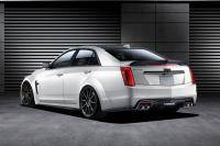 Hennessey Cadillac CTS-V doet 386 km/h