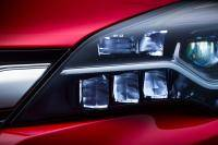 Opel Intellilux LED-verlichting