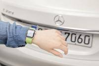 Mercedes Apple Watch