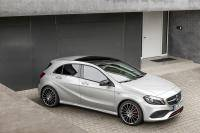 Mercedes-Benz A-klasse facelift 2015