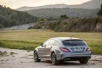 Vaarwel Mercedes-Benz CLS Shooting Brake!