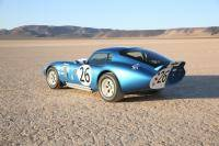 Shelby herbouwt Daytone Coupé slecht 50 keer