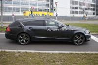 Op schema: Mercedes-Benz CLS Shooting Brake
