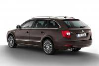 Skoda lanceert superluxe Superb van 62 mille