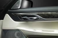 Diamanten tweeters voor B&W-audiosysteem in BMW 7-serie