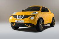 Nissan vouwt levensgrote Juke