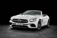 Dit is de gefacelifte Mercedes-Benz SL