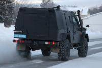 Mercedes G-klasse Light Armoured Patrol Vehicle