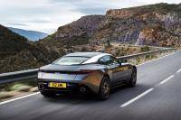 De Aston Martin DB11 in volle glorie