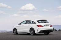 Mercedes CLA (en CLA Shooting Brake) gefacelift