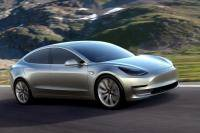 Hier is 'ie dan: de Tesla Model 3!