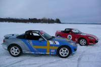 Autowereld.com ten strijde in Mazda MX-5 Ice Race