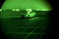 Autonome Fords ook in 't donker operationeel