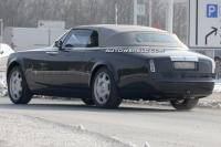 Phantom 'Drop it like it's hot' Drophead Coupé bijgepunt