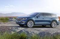 Volkswagen T-Prime Concept GTE