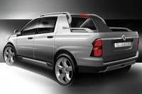 SsangYong SUT 1 opvolger Actyon Sports