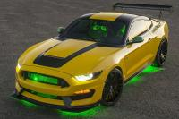 Ford Mustang P-51 Ole Yeller
