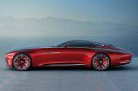 Elektrische beauty queen Vision Mercedes-Maybach 6 is officieel
