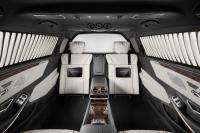 VIP-tank: Mercedes-Maybach S 600 Pullman Guard