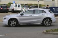 Mercedes-Benz GLA facelift