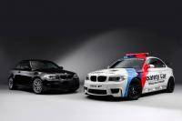 Unieke BMW 1-serie M Coupé als MotoGP Safety Car