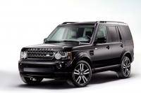 Land Rover Discovery 4 Black & White