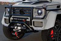 Brabus 550 Adventure is apocalyps-proof