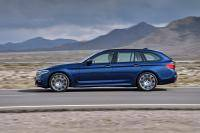 BMW vergroot programma 5 Serie Sedan en Touring