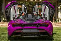 Paarse 720S