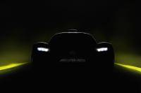 Teaser: kijk de Mercedes-AMG Project One in de ogen