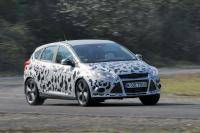 Ontwikkeling Ford Focus ST op schema