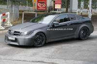 Gruwelijk: Mercedes C 63 AMG Coupé Black Series