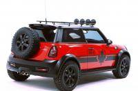 MINI 'Red Mudder' by DSQUARED2