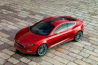 Ford Evos Concept: big brother is watching you
