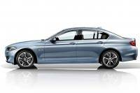 BMW presenteert ActiveHybrid5 alias 5-serie hybride