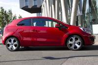 Dit is de driedeurs Kia Rio