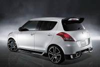 Suzuki presenteert potige Swift Sport