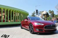 Tesla Model S Hollywood-proof gemaakt