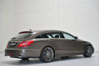 Brabus pompt CLS Shooting Brake op naar 620 pk