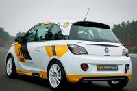 Opel Adam heeft autosportaspiraties (update: foto´s)