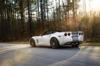 Corvette 427 Convertible: 512 pk sterke pre-party