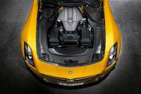 Mercedes SLS AMG Black Series breekt los!