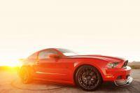 Ford Mustang RTR doet watertanden