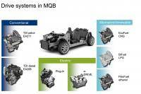 Volkswagen's MQB is net LEGO