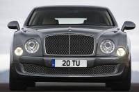 Bentley Mulsanne Mulliner Driving Specification