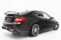 Brabus Bullit Coupé is bliksemsnel